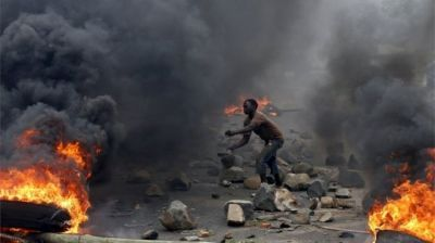 Belgians urged to leave Burundi