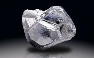 World's second-largest diamond found
