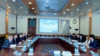 Обсуждены вопросы подготовки Стратегии партнерства Республики Корея и Азербайджана
