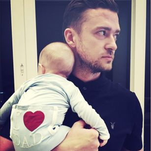 Sexiest dad alive of 2015  Justin Timberlake
