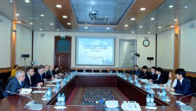 Issues of preparation of Korea's Partnership Strategy discussed