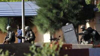 Special forces storm hotel to free hostages Mali attack