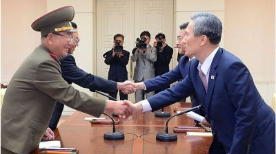 North and South Korea to hold talks