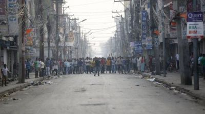 Nepal blockade: 4 killed in clashes with police