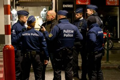 16 arrested in Belgian anti-terror raids