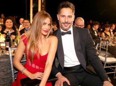 Sofia Vergara and Joe Manganiello gort married