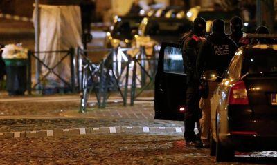 Около тысячи человек задействованы в спецоперации в Бельгии