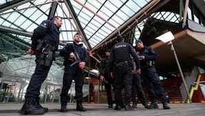 Полиция Бельгии за эти сутки получила три ложных сообщения о заложенных бомбах