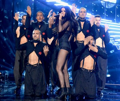 Все о церемонии American Music Awards 2015