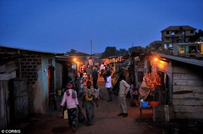 Fuels threaten health of refugees