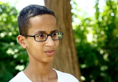 Ahmed Mohamed seeks $15 million