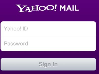 Yahoo stops some users accessing emails