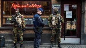 Belgium: A man charged over Paris attacks