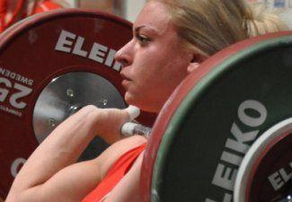 Азербайджанская спортсменка установила два мировых рекорда