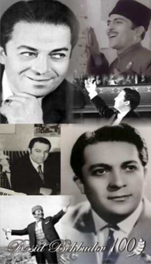 В Баку отметят 100-летие со дня рождения Рашида Бейбутова