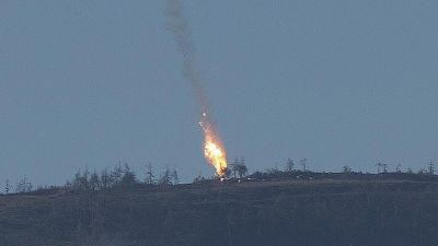 Turkey 'repeatedly warned' Russian warplane within engagement rules