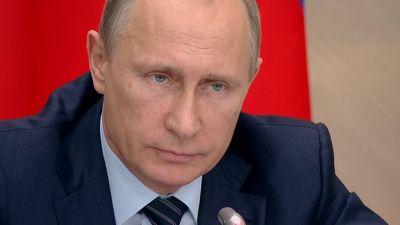 Путин о сбитом турками российском Су-24: это удар в спину