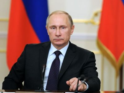 Putin comments on shooting down Russian warplane