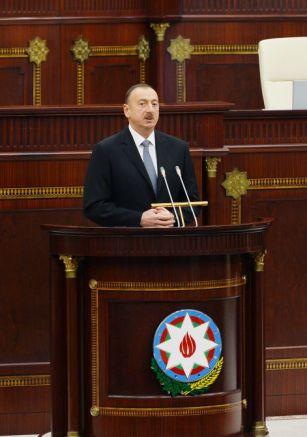 """Ильхам Алиев: """"Эту истину должен знать весь мир"""""""