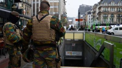 Brussels schools and metro reopen