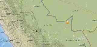 Magnitude 7.5 quake hits Peru