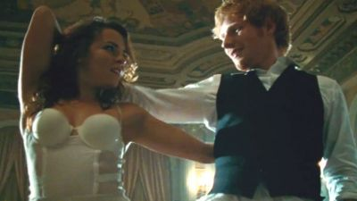 Ed Sheeran will star in Bridget Jones's Baby