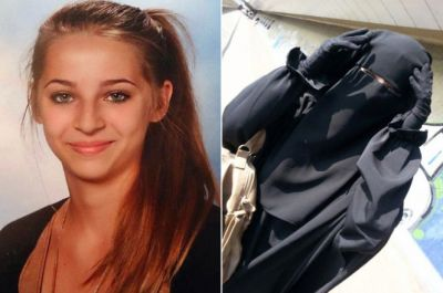 Austrian jihadi girl ,18, beaten to death