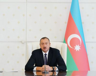 Azerbaijani's President: The international reputation of our country is rising