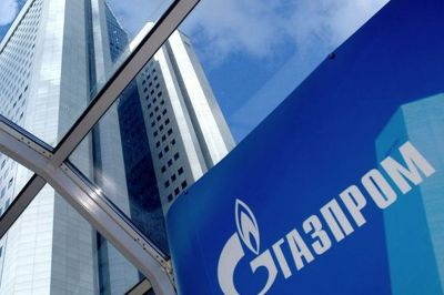 Gazprom halts Ukraine gas supplies