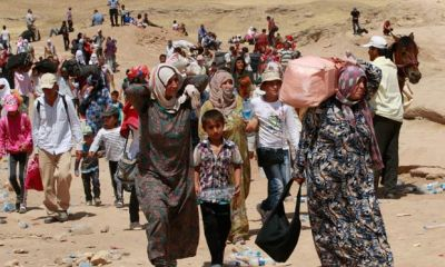 19,000 Syrian women killed  since 2011 REPORT