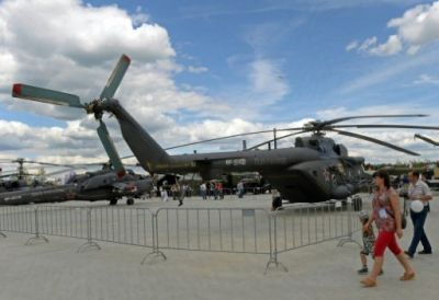 Russian helicopter crash in Siberia: 15 killed