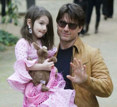 Tom Cruise hasn't seen his daughter Suri for more than two years'