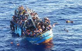 У берегов Турции спасены более 200 мигрантов