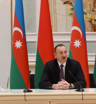 We are ready to consider processing Azerbaijani agricultural products in Belarus Azerbaijani President says
