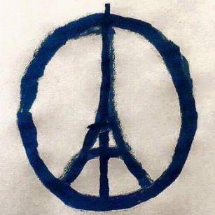 Звезды спорта снялись в клипе в память о погибших в Париже