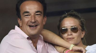 Mary-Kate Olsen marries Olivier Sarkozy