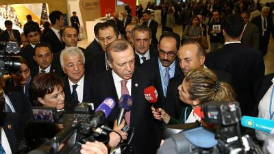 Erdogan says ready to resign if Russian oil claims proved