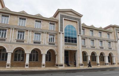 Naxçıvanda uşaq musiqi məktəbinin yeni binası istifadəyə verilib - FOTOLAR