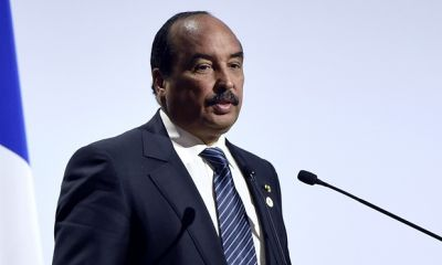 Mauritanian president accused of ordering penalties in 63rd minute of Super Cup