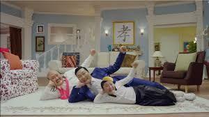 Новый клип автора Gangnam Style за сутки посмотрели более 4 миллионов раз