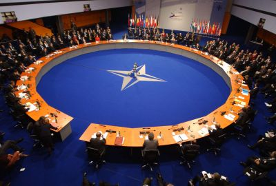 NATO formally invites Montenegro to join alliance