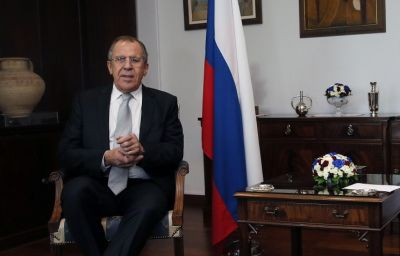 Lavrov ready to meet with his Turkish counterpart