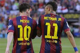 """""""Барселона"""" может продать Лионеля Месси и Неймара из-за финансовых проблем"""