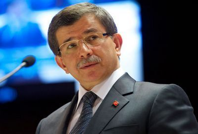 Turkey's position on the occupation of Azerbaijani lands is clear:Ahmet Davutoghlu