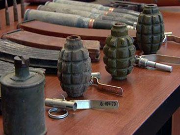 В доме члена движения «Единство мусульман» обнаружен пистолет