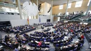 Germany Parliament approves  action against ISIS