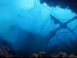 Обнаружен затонувший 300 лет назад испанский галеон