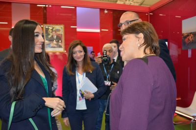 Leyla Aliyeva meets Deputy Executive Secretary of UNFCCC