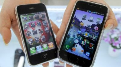 Samsung to pay Apple $548m over patent row