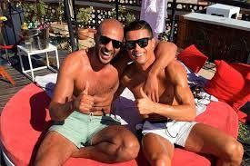 СМИ заподозрили Криштиану Роналду в гомосексуализме
